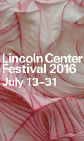 Programming Announced For Lincoln Center Festival 2016